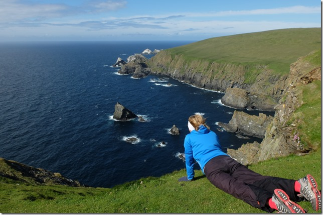 Kayaking Shetland, epic adventure Unst