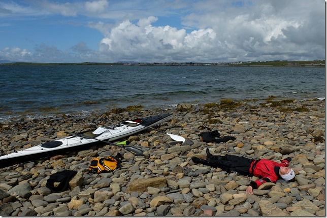 Kayaking Shetland, epic adventure
