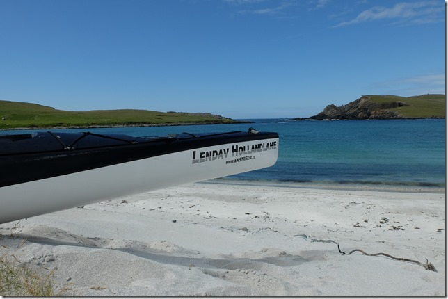 Kayaking Shetland, epic adventure South Harva